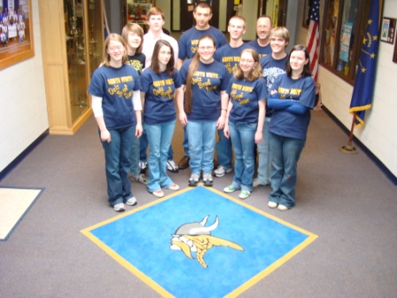 Quiz Bowl Team 2009-10
