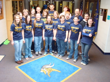 Quiz Bowl Team 2009-10 2