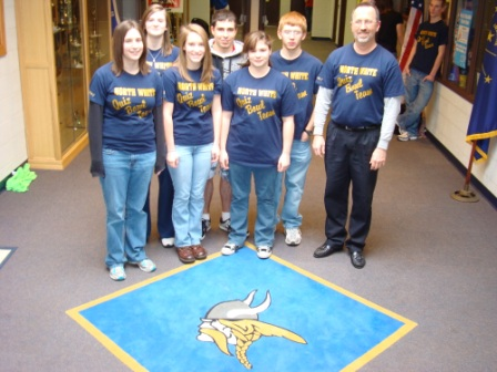 Quiz Bowl Team 2009-10 3